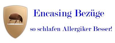 Encasing Bezüge: Schutz durch Allergiker-Bettwäsche